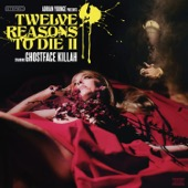 Ghostface Killah & Adrian Younge - Adrian Younge Presents: Twelve Reasons to Die II (Deluxe) [feat. RZA, Lyrics Born, Chino XL, Scarub, Bilal, Raekwon & Vince Staples]  artwork