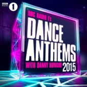 Various Artists - BBC Radio 1's Dance Anthems 2015 Mixed by Danny Howard  artwork