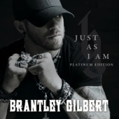 Brantley Gilbert - One Hell of an Amen  artwork