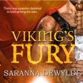 Saranna DeWylde - Viking's Fury (Unabridged)  artwork
