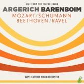 Martha Argerich, Daniel Barenboim & West-Eastern Divan Orchestra - Beethoven: Piano Concerto No. 1 - Ravel: Rapsodie espagnole M. 54  artwork