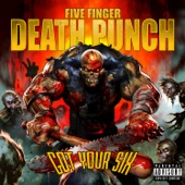 Five Finger Death Punch - Got Your Six (Deluxe)  artwork