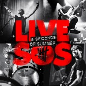 LIVESOS (Bonus Track Version) - 5 Seconds of Summer Cover Art
