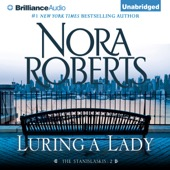 Nora Roberts - Luring a Lady (Unabridged)  artwork