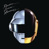 Random Access Memories - Daft Punk Cover Art