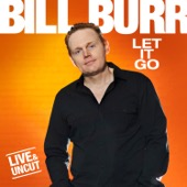Cover to Bill Burr's Let It Go