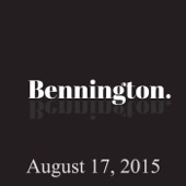 Ron Bennington - Bennington, Joe List and Sarah Tollemache, August 17, 2015  artwork