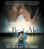 Nicholas Sparks - The Best of Me (Unabridged)  artwork
