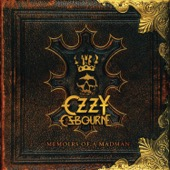 Ozzy Osbourne - Memoirs of a Madman  artwork