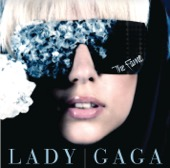 Lady Gaga - The Fame  artwork