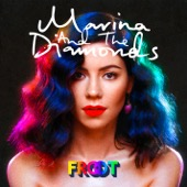 FROOT - Marina and The Diamonds Cover Art