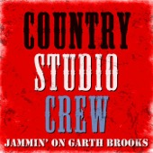 Country Studio Crew - Jammin' On Garth Brooks  artwork