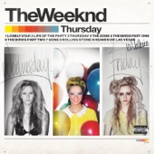 The Weeknd - Thursday  artwork