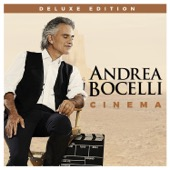 Andrea Bocelli - Cinema (Deluxe Version)  artwork