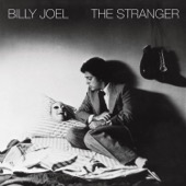 Billy Joel - The Stranger  artwork
