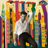 No Place In Heaven - MIKA Cover Art