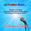 Take Me to the King [Originally Performed by Tamela Mann] (Instrumental Performance Tracks)