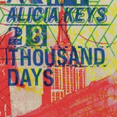 Alicia Keys - 28 Thousand Days artwork