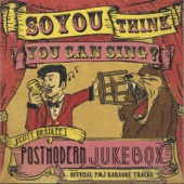 Scott Bradlee's Postmodern Jukebox - So, You Think You Can Sing? (Official PMJ Karaoke Tracks)  artwork