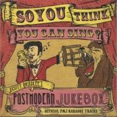 Scott Bradlee's Postmodern Jukebox - So, You Think You Can Sing? (Official PMJ Karaoke Tracks)  artwork