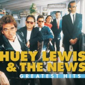 Huey Lewis & The News - Greatest Hits (Remastered)  artwork