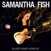 Samantha Fish - Black Wind Howlin'  artwork