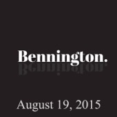 Ron Bennington - Bennington, Dan Powell, August 19, 2015  artwork