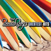 Greatest Hits - The Beach Boys Cover Art