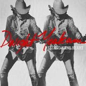 Dwight Yoakam - Second Hand Heart  artwork