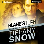 Tiffany Snow - Blane's Turn: Kathleen Turner (Unabridged)  artwork