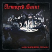 Armored Saint - Win Hands Down  artwork