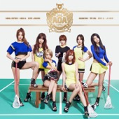 AOA - Heart Attack - EP  artwork