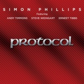 Simon Phillips - Protocol III  artwork