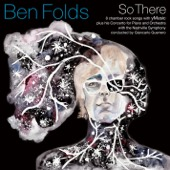 Ben Folds - So There  artwork