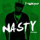 T-Wayne - Nasty Freestyle  artwork