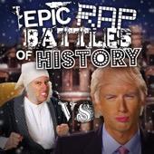 Epic Rap Battles of History - Donald Trump vs Ebenezer Scrooge artwork