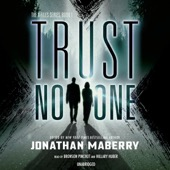 Jonathan Maberry - editor/author - Trust No One: X-Files, Book 1 (Unabridged)  artwork