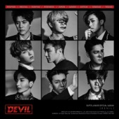 Super Junior - DEVIL - SUPER JUNIOR SPECIAL ALBUM  artwork