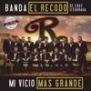 Mi Vicio Más Grande - Banda El Recodo de Cruz Lizarraga