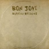 Bon Jovi - Burning Bridges  artwork