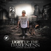 Soldier Hard - Light up the Darkness  artwork