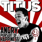 Cover to Christopher Titus's Angry Pursuit of Happiness