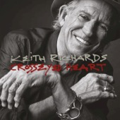 Keith Richards - Crosseyed Heart  artwork