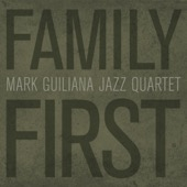 Mark Guiliana Jazz Quartet - Family First  artwork