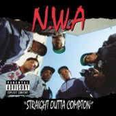 N.W.A. - Straight Outta Compton  artwork
