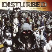 Disturbed - Ten Thousand Fists  artwork