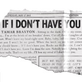 Tamar Braxton - If I Don't Have You  artwork