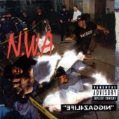N.W.A. - Efil4zaggin  artwork