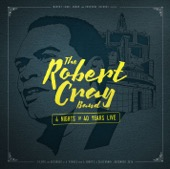 Robert Cray - 4 Nights of 40 Years Live (Deluxe Edition)  artwork