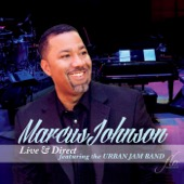 Marcus Johnson - Live & Direct  artwork